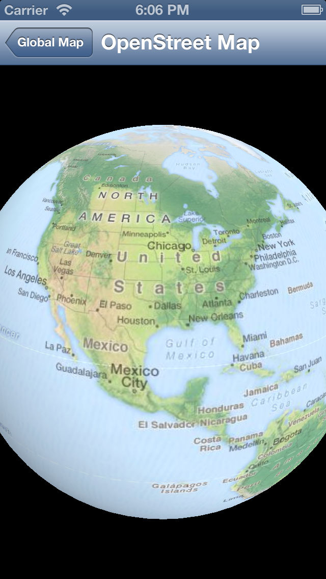 3d World Map App For Iphone. Global Map is a 3D World for iDevices  You can view Online and Offline Earth View Ocean water map Street Land Action App Ranking Store Data Annie