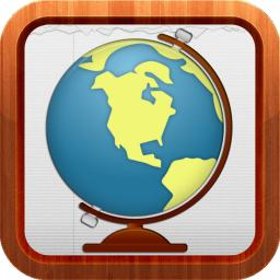 global map 3d world map