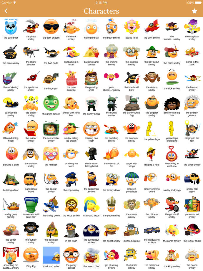 Animated 3d Emoji Stickers For Chat Apps App Ranking And