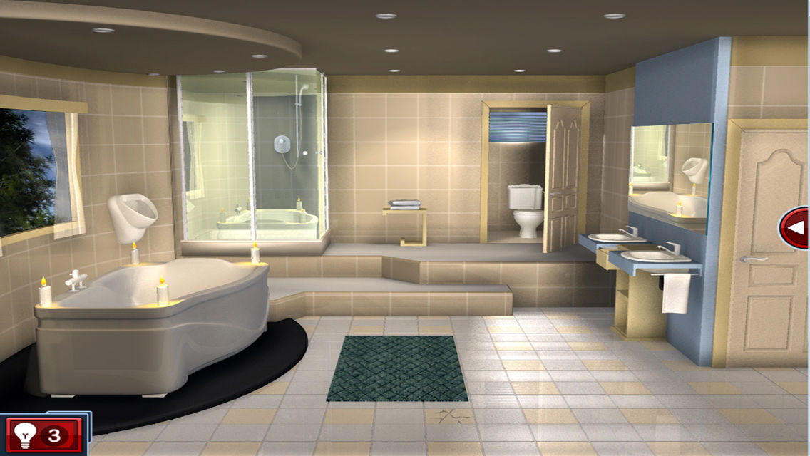 Grand Mansion Escape Free Can You Escape From The Rooms An - Can you escape the bathroom