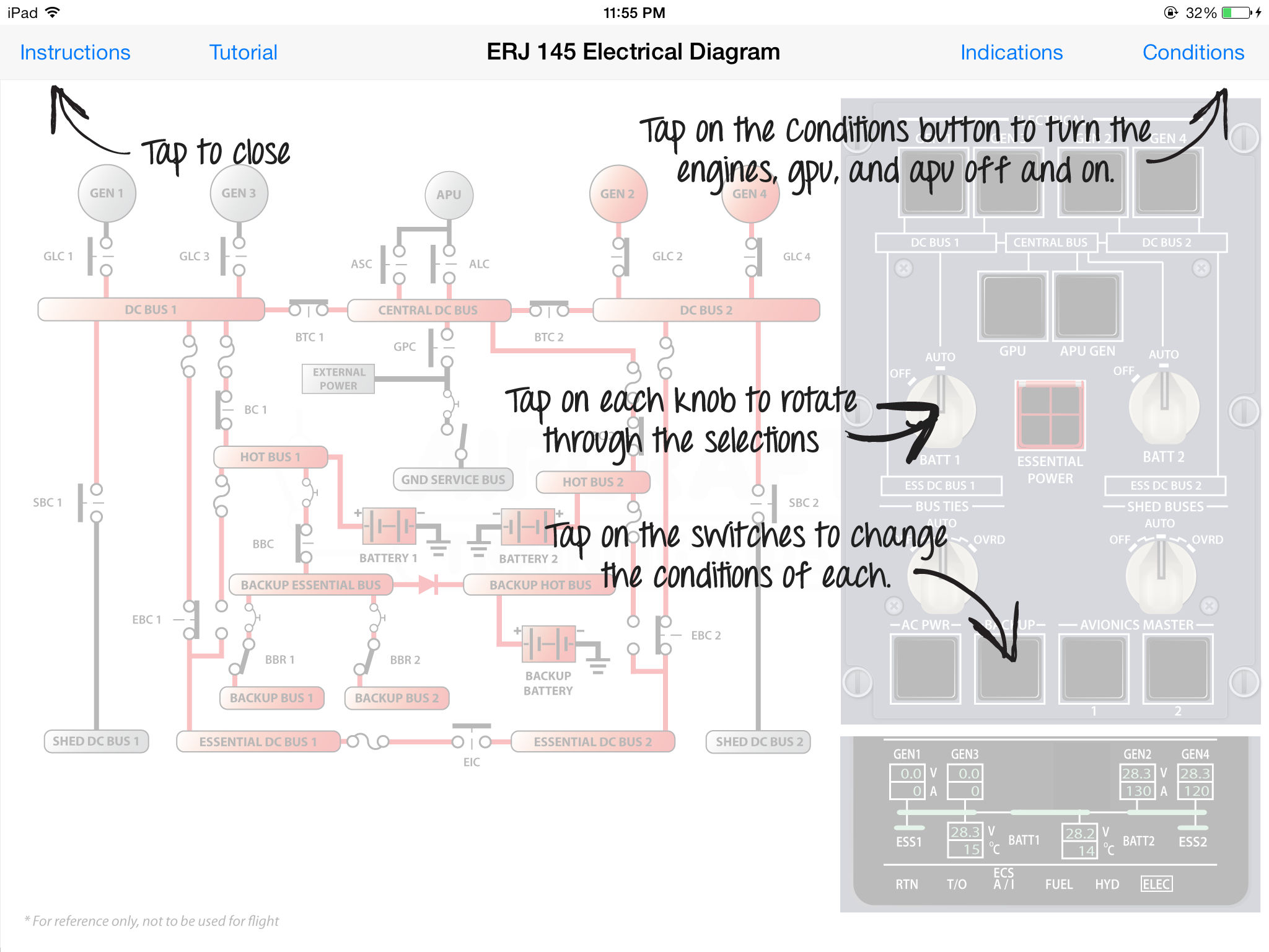 Erj 145 Electrical Diagram App Ranking And Store Data Annie Wiring Symbols Embraer Description The