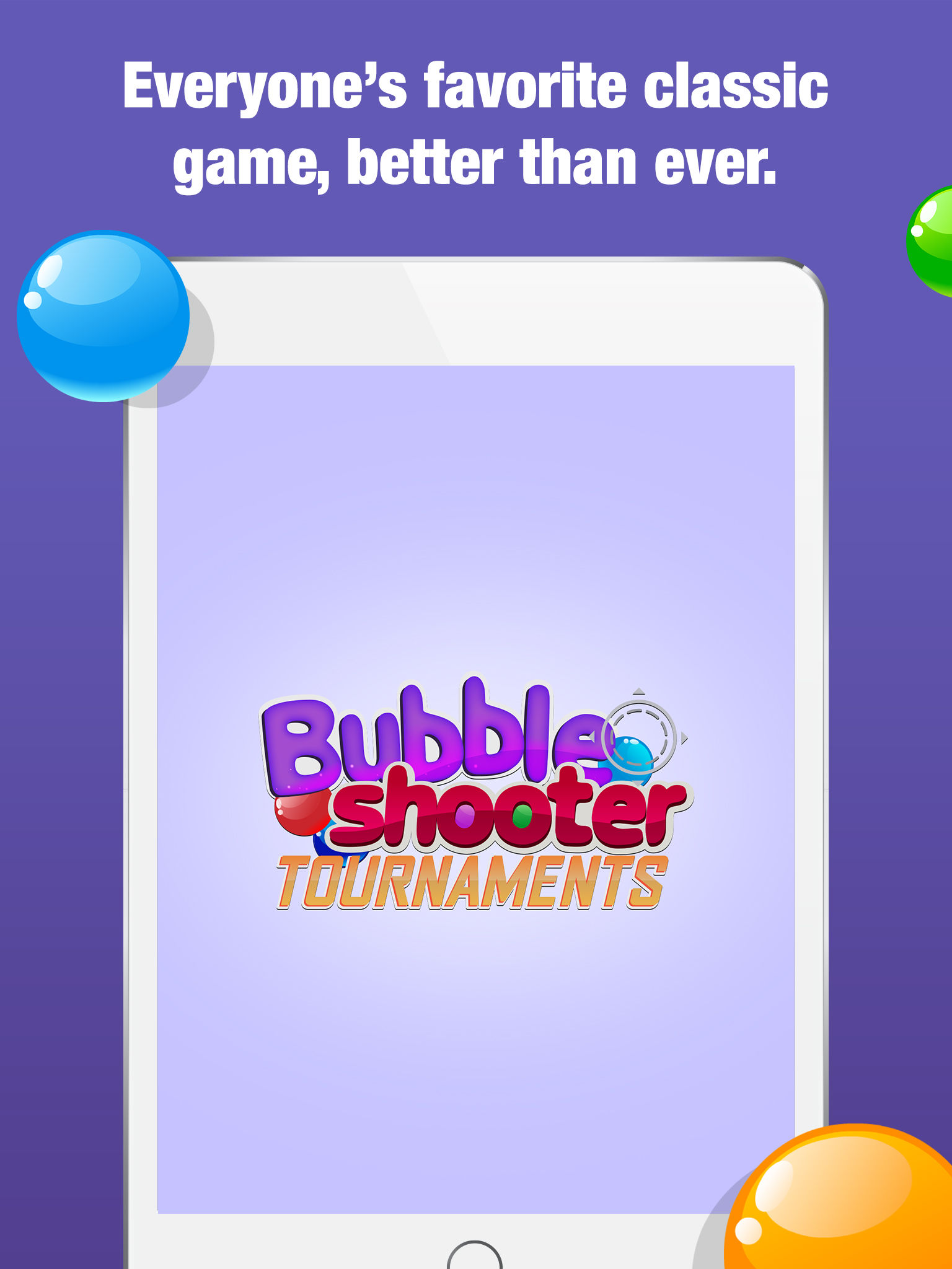 Bubble Shooter! Tournaments App Ranking and Store Data | App
