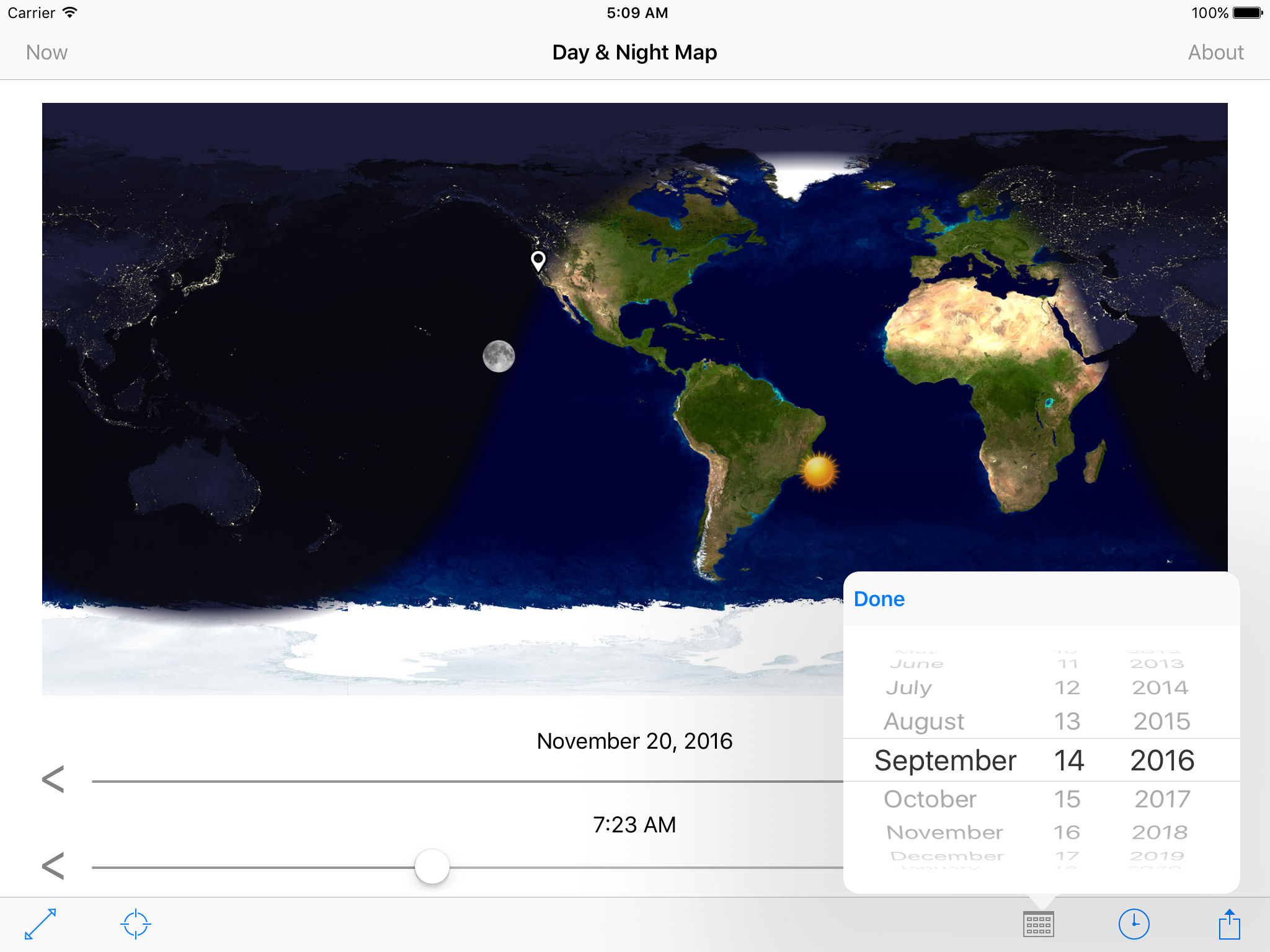 Day & Night Map App Ranking and Store Data | App Annie