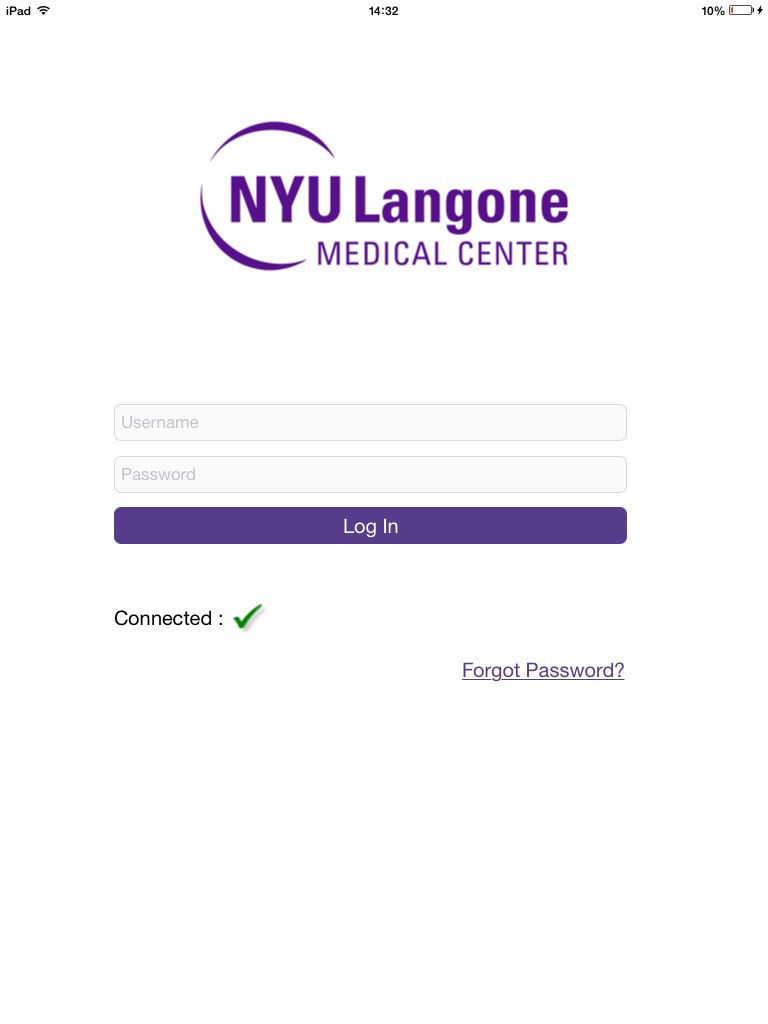 NYU RADIOLOGY: Physicians Only App Ranking and Store Data