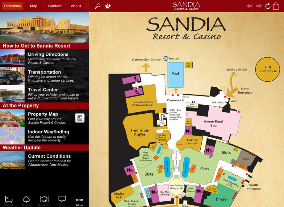 Sandia casino winners list