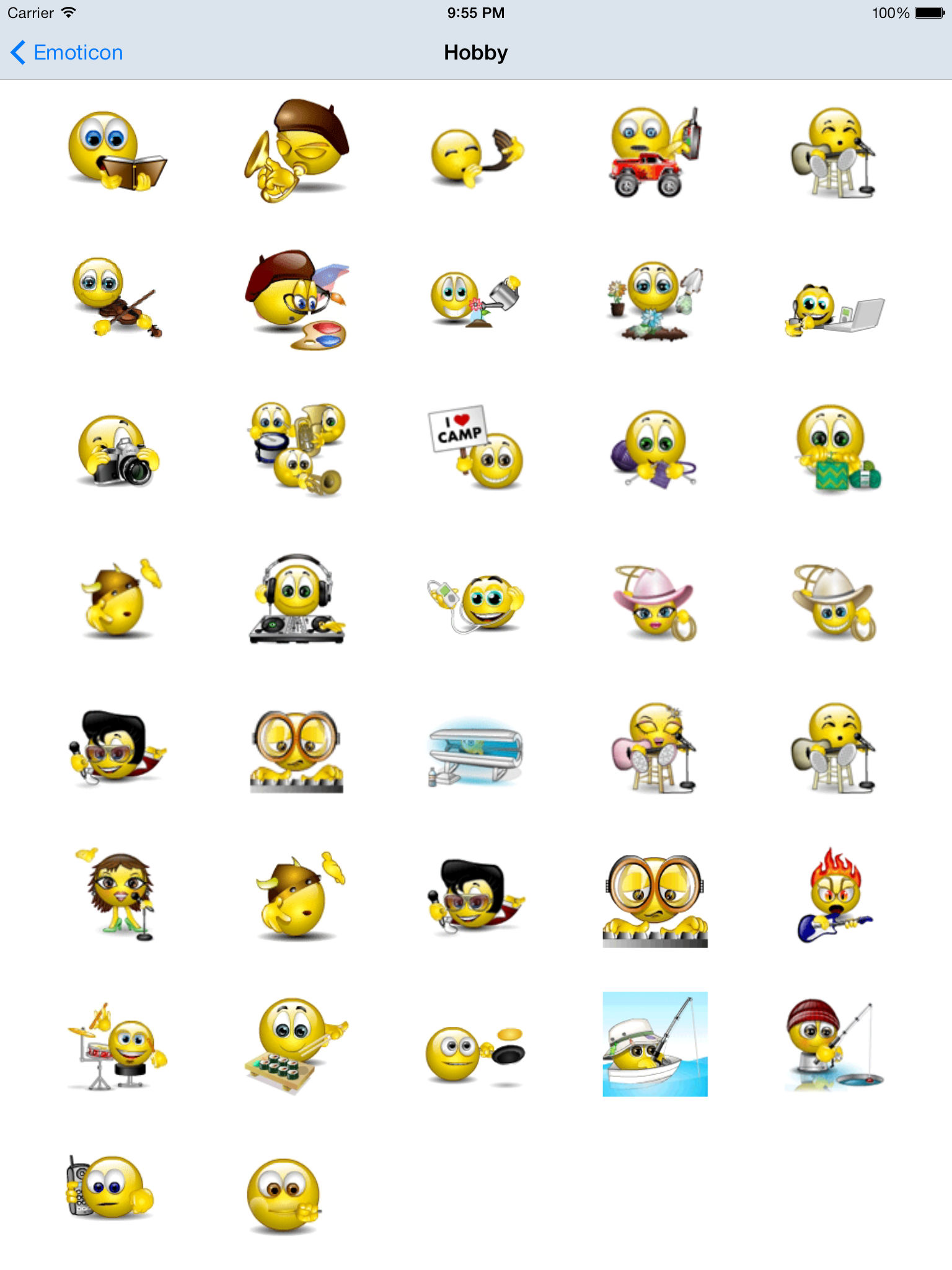 Animated 3d emoji emoticons free smsmmswhatsapp smileys app description buycottarizona Images
