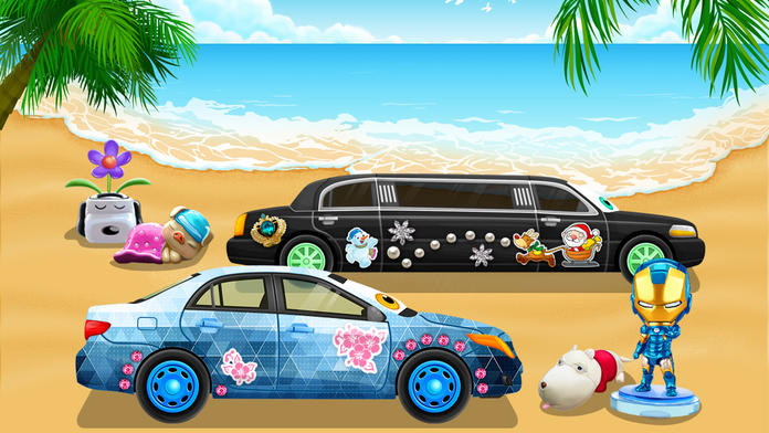 Car salon kids games app ranking and store data app annie for A final touch salon