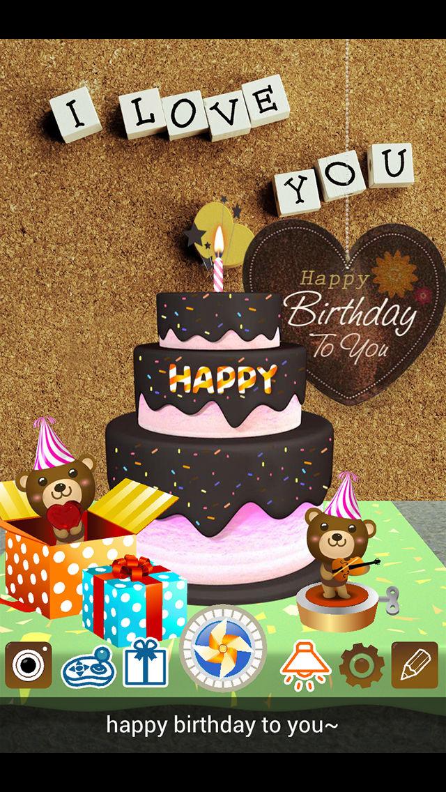 Happy Birthday CakeDeluxeBirthday Candles App Ranking And Store