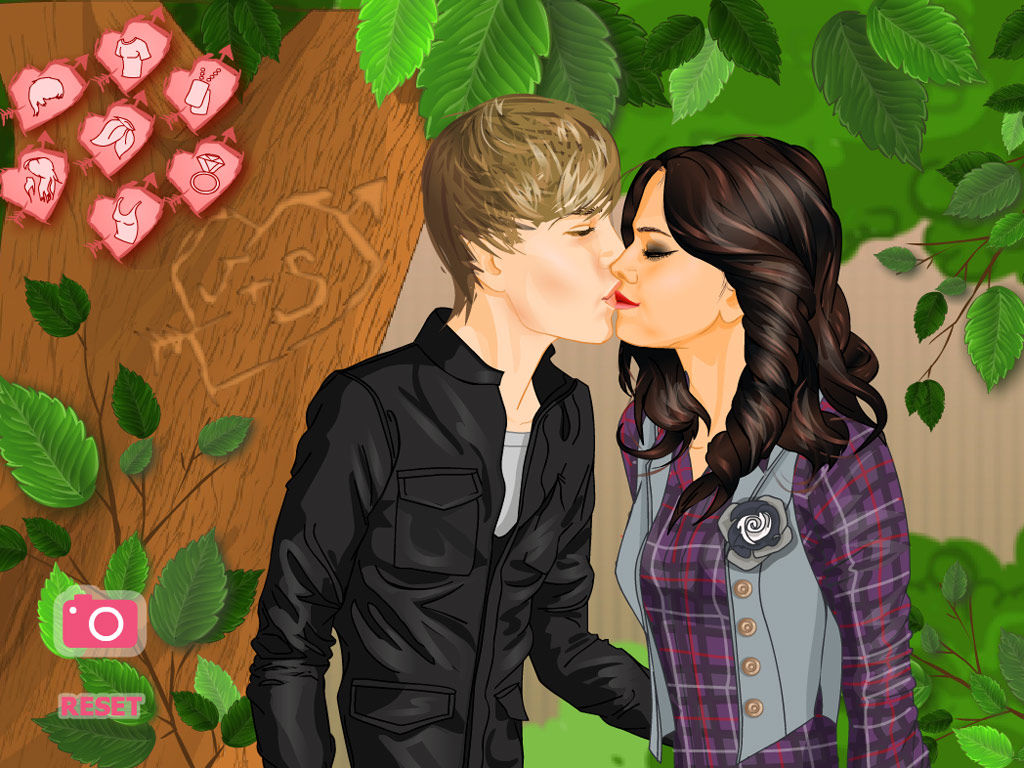 dating and kissing dress up games