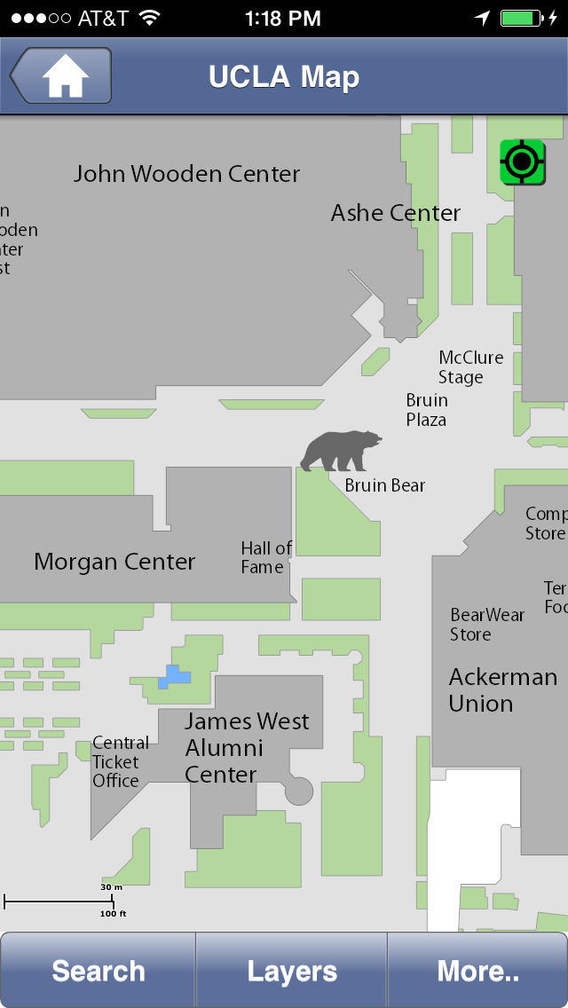 UCLA Campus Map App Ranking and Store Data | App Annie