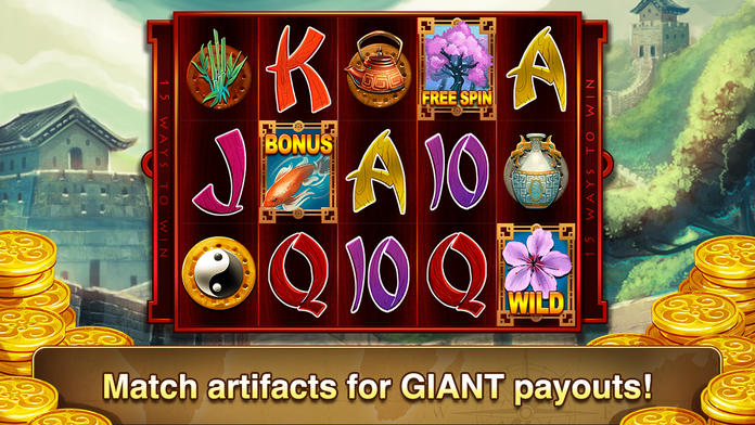 88 fortune slot machine coins touching