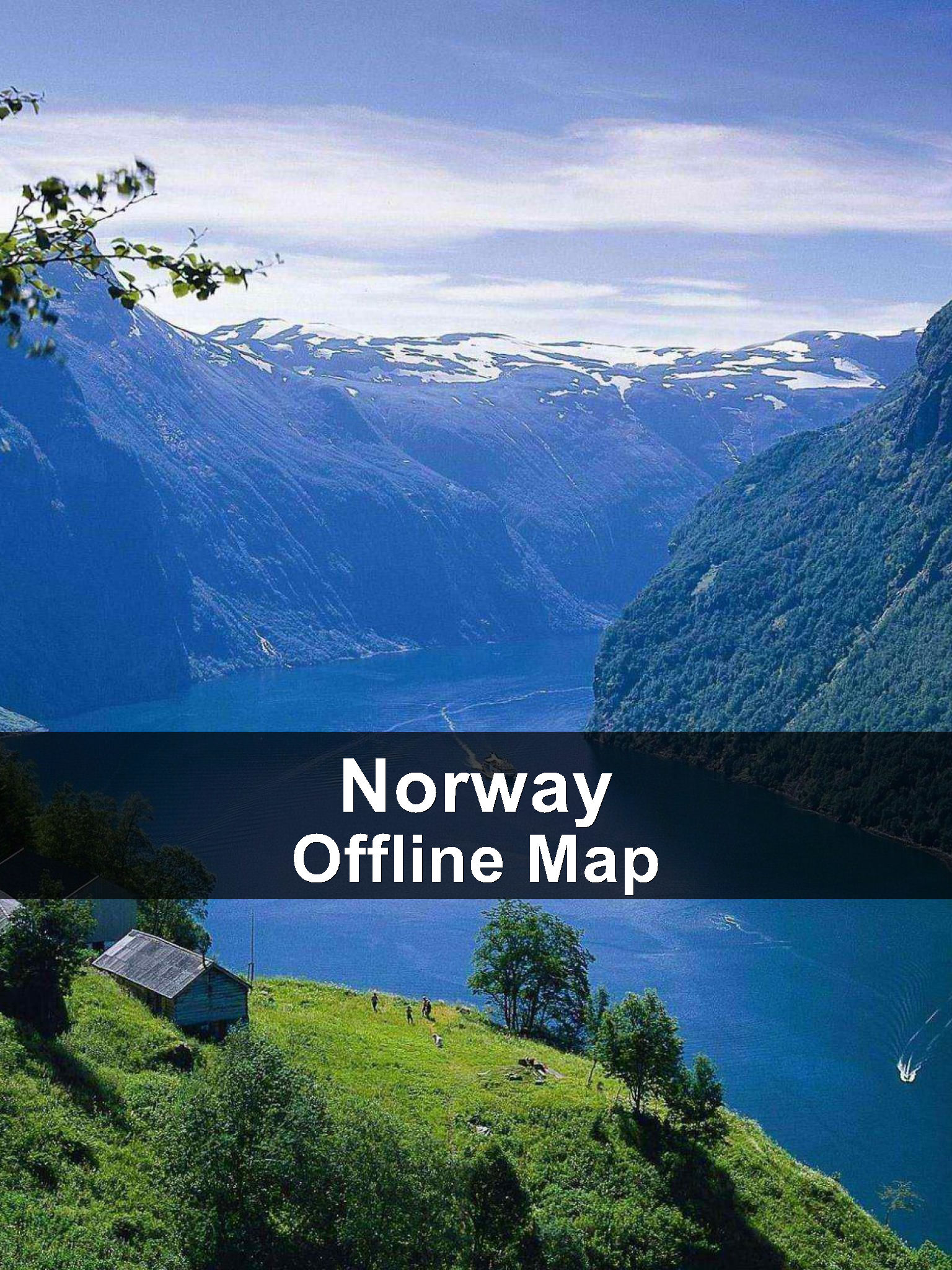Offline Norway Map World Offline Maps App Ranking And Store Data - Norway map app