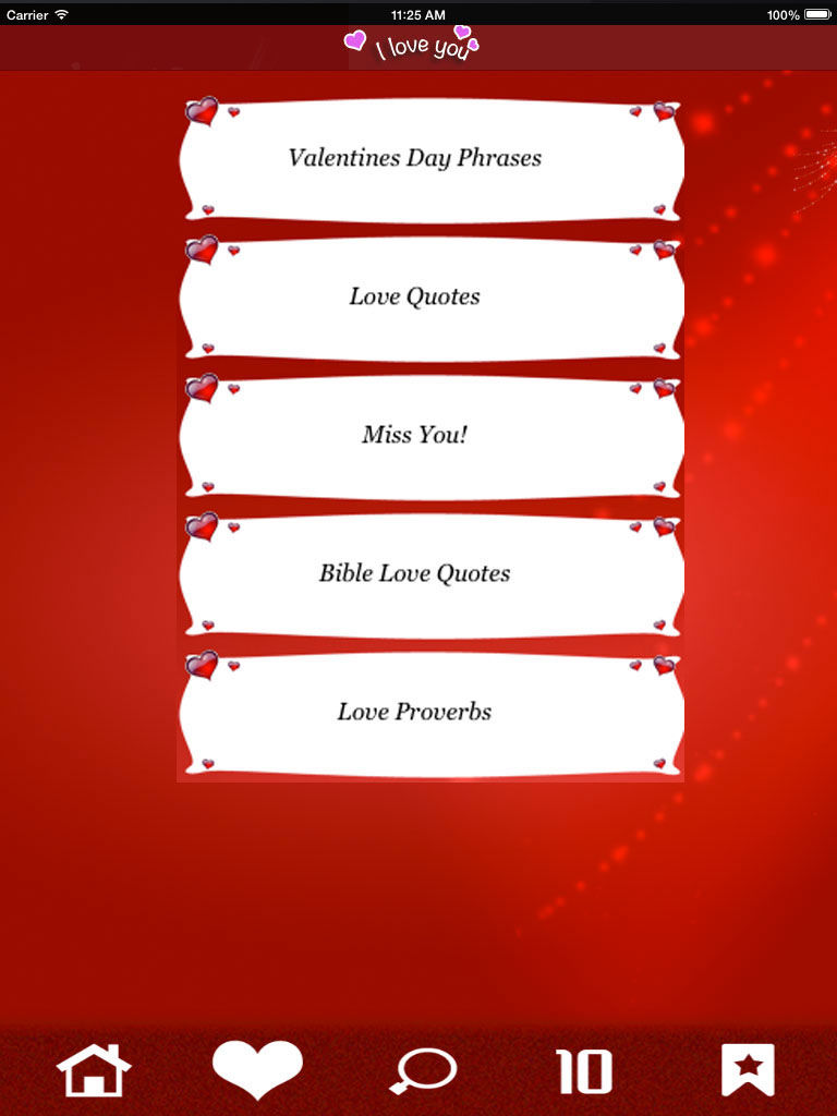 Love Quotes App I Love You  Love Quotes & Romantic Greetings App Ranking And