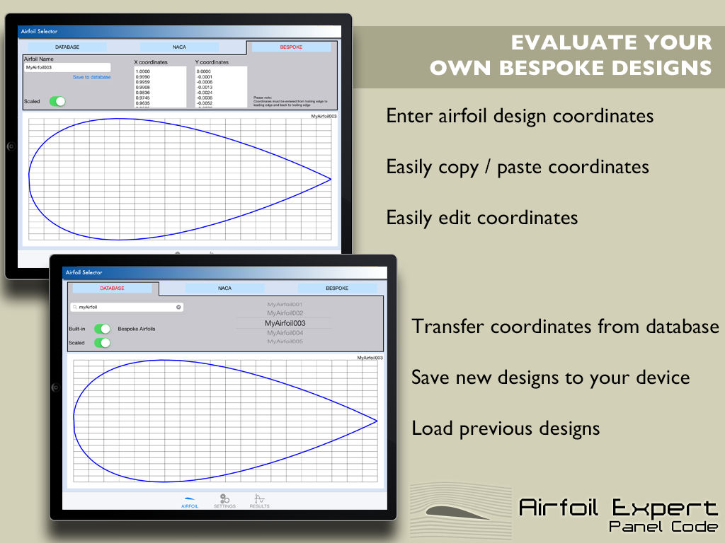 Airfoil Expert Panel Method App Ranking and Store Data | App