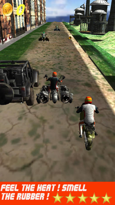 Bike Racing Games For Kids iPhone Mobile Analytics and
