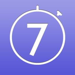 Lucky Seven 7 Minute Workout App Ranking And Store Data App Annie