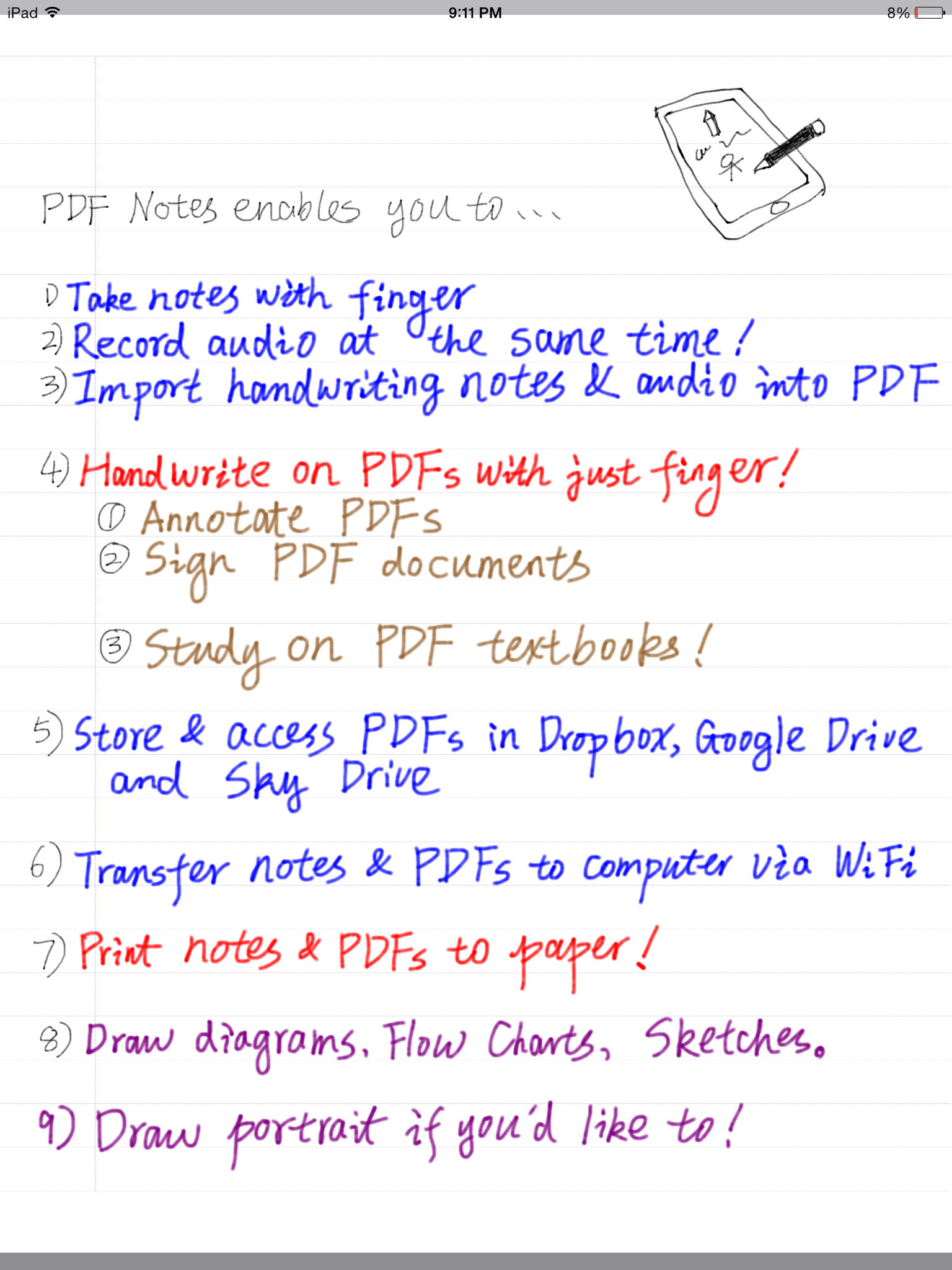 PDF Notes Pro App Ranking and Store Data   App Annie