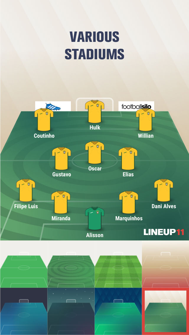 Lineup11 Football Lineup App Ranking And Store Data App Annie