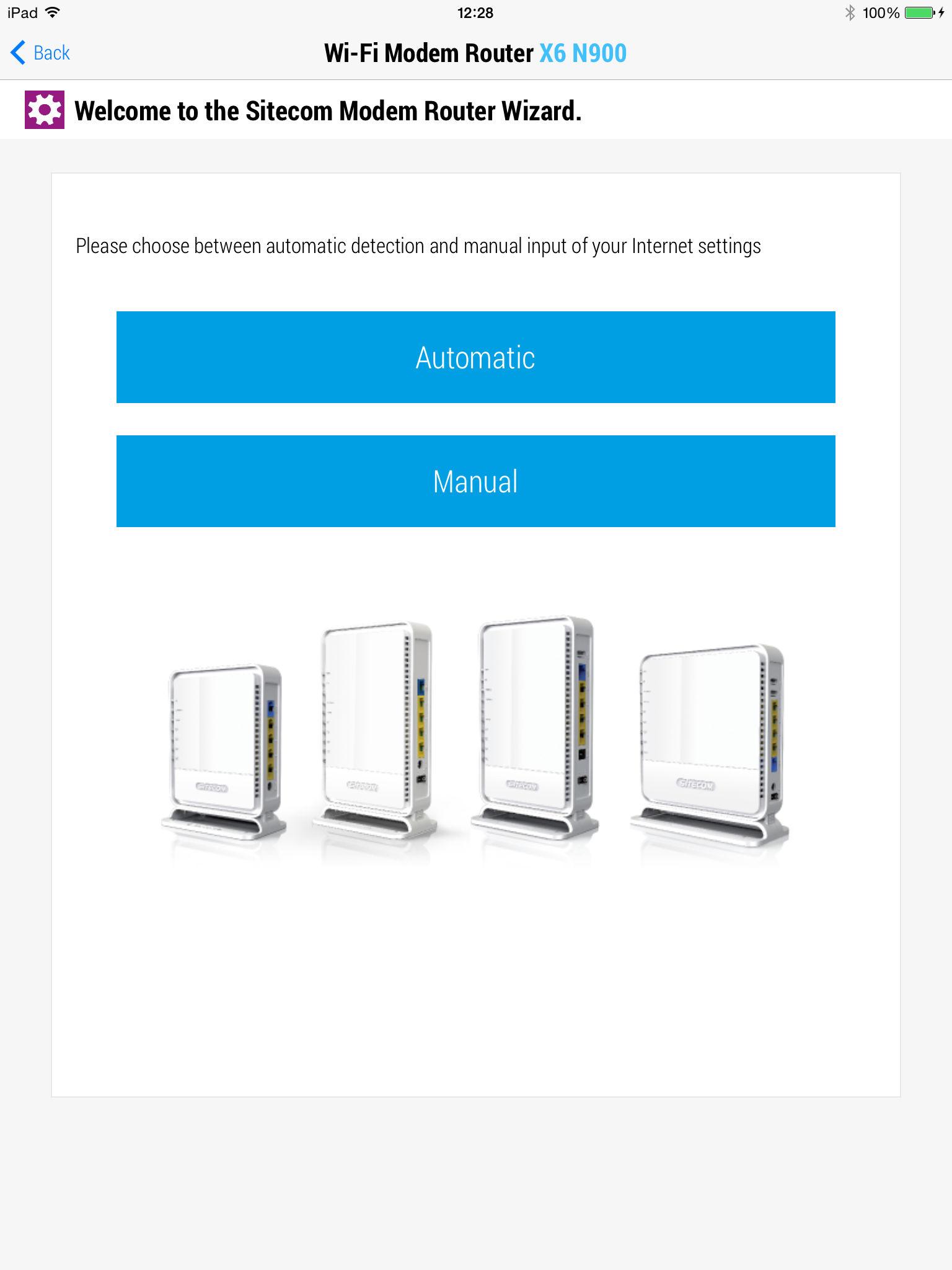 Sitecom WLR-5100 V1-001 Wi-Fi Router Driver Download