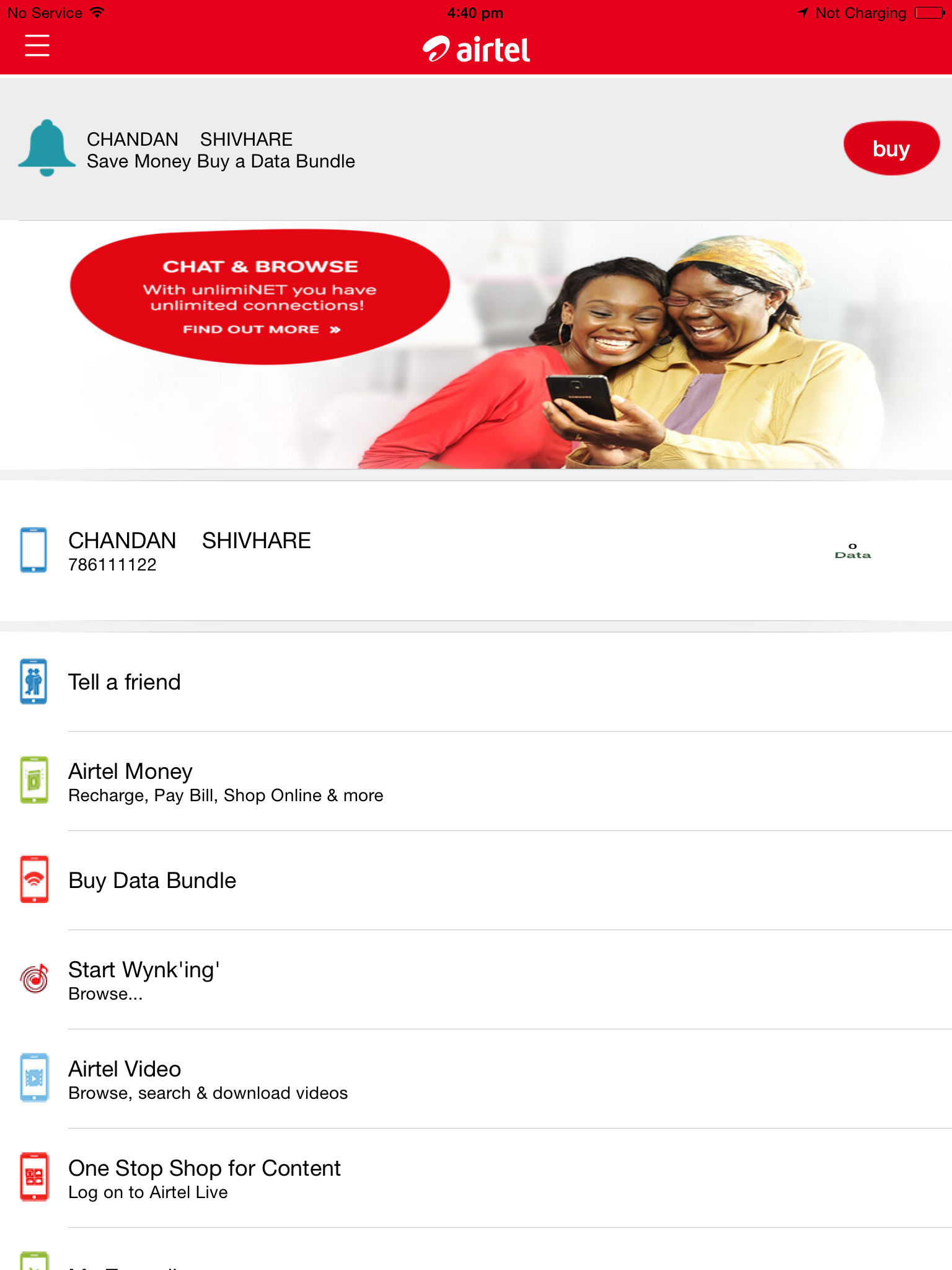 Airtel Care App Ranking and Store Data   App Annie