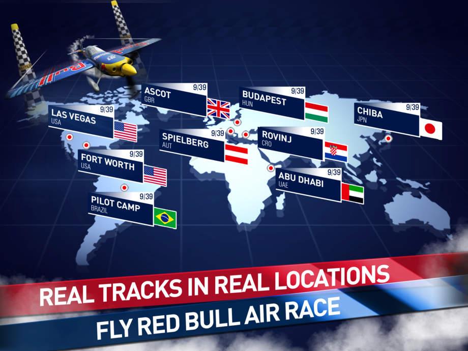 red bull air race pilot training