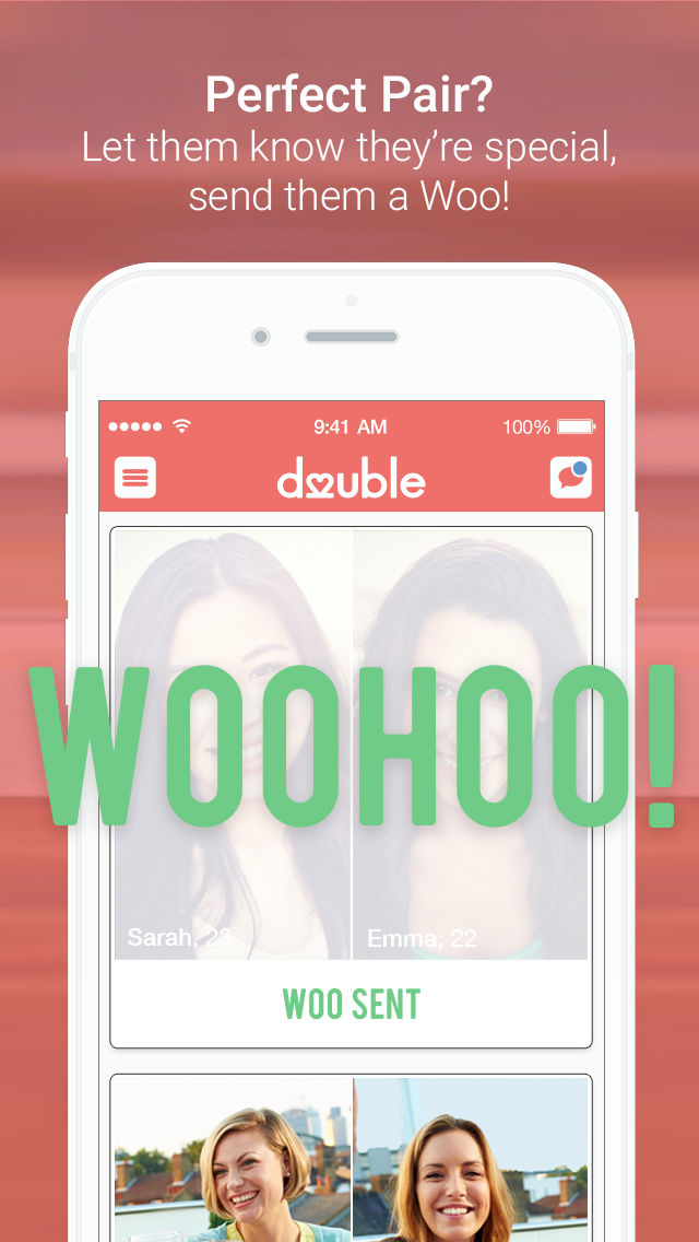 Double dating app like tinder