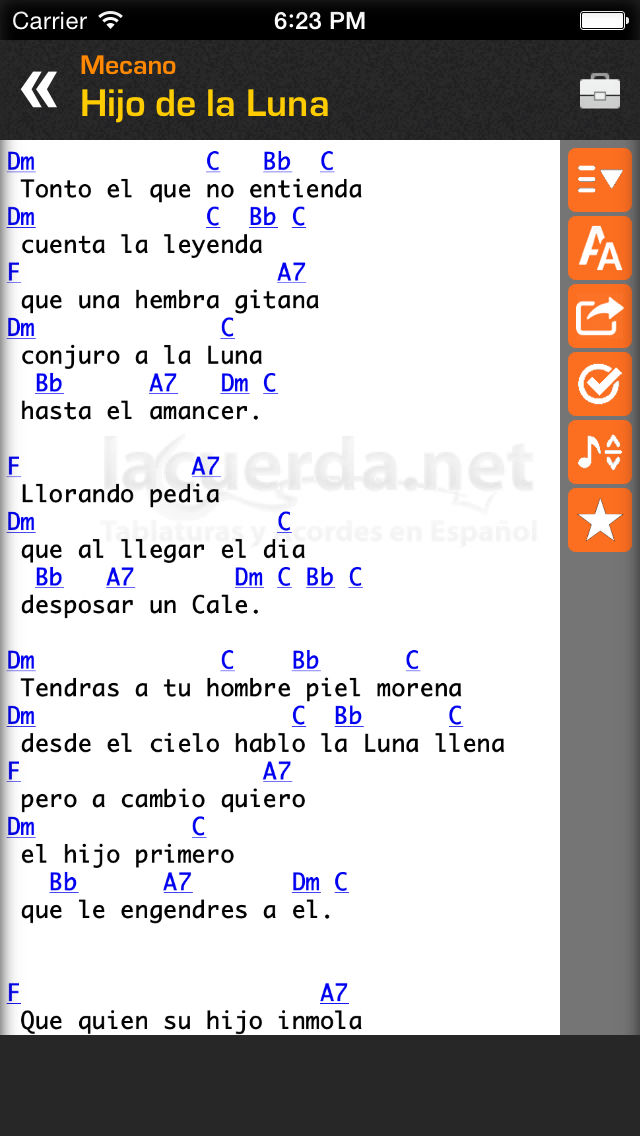 Spanish Tabs & Chords App Ranking and Store Data | App Annie