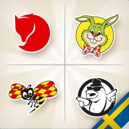 logo quiz svenska marken o