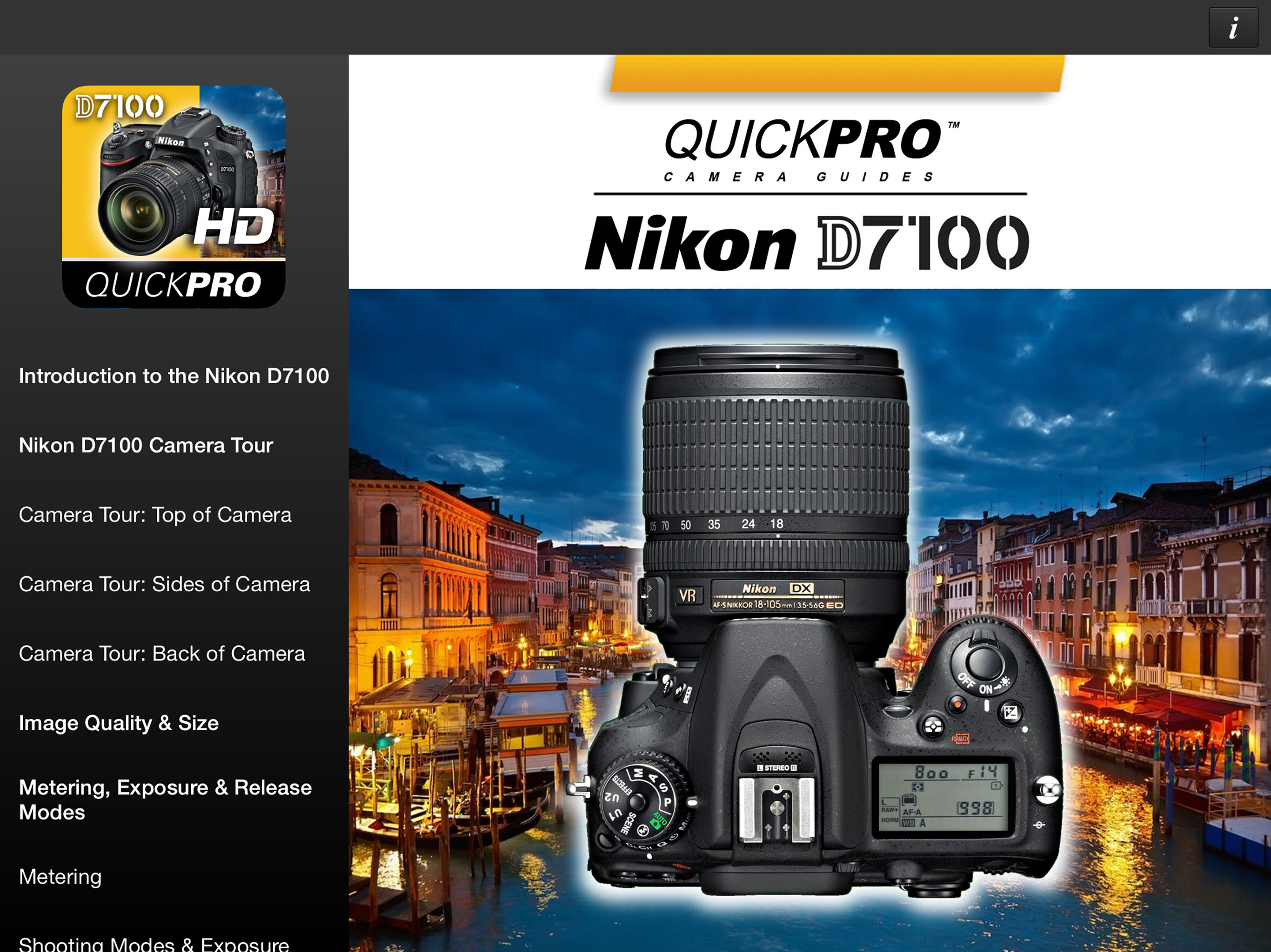 nikon d7100 instruction manual