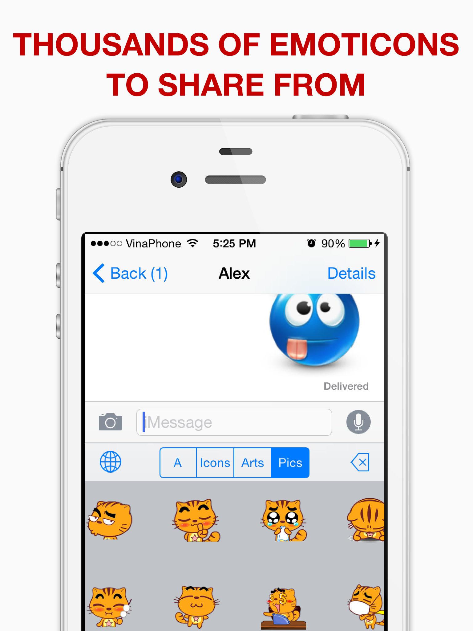 Emoji Keyboard - The Most Advanced Emoji & Emoticon Keyboard