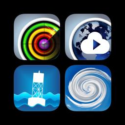NOAA weather bundle: Hi-Def radar, 10-day weather forecast and marine  weather App Ranking and Store Data | App Annie