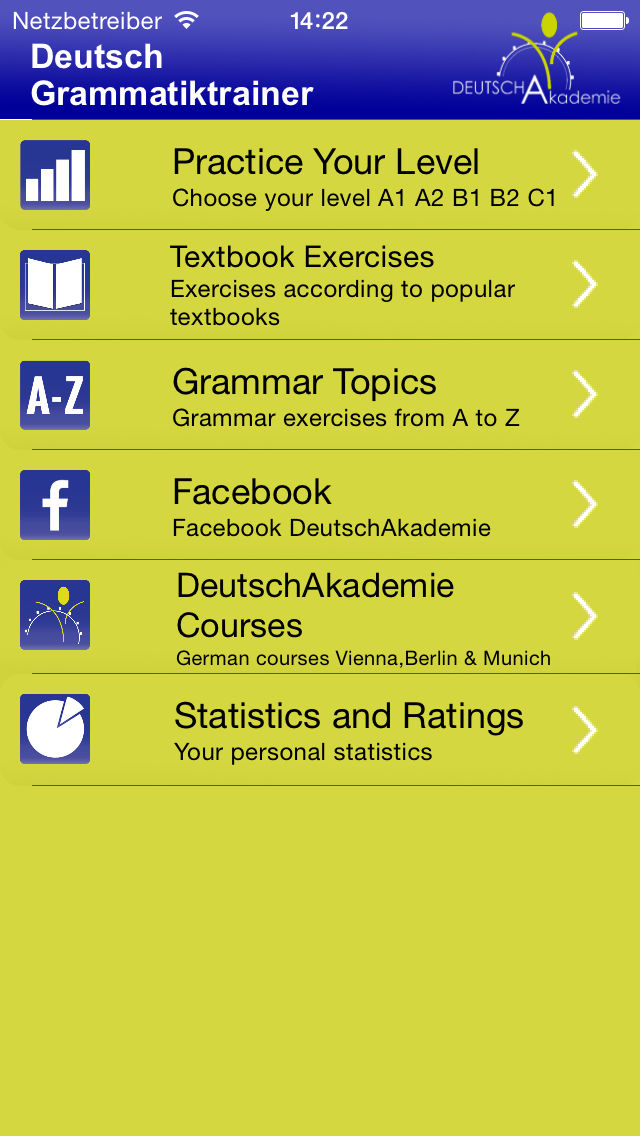 Learn German DeutschAkademie App Ranking and Store Data | App Annie