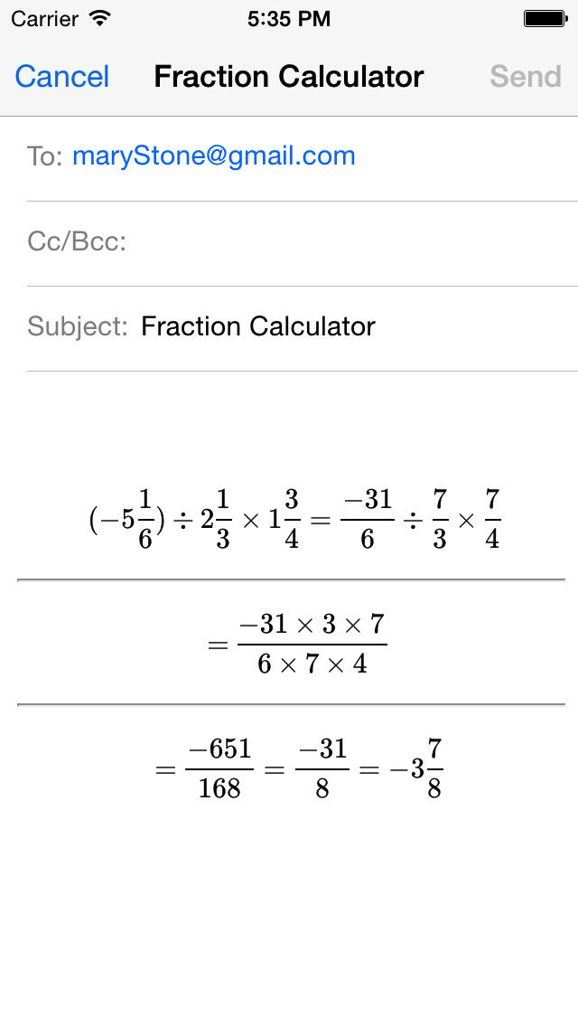 math worksheet : fraction calculator for arithmetic operations addition  : Multiplying Negative Fractions Calculator