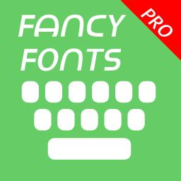 Fancy Font Keyboard PRO - For iOS8 Custom keyboard with cool fonts App  Ranking and Store Data | App Annie