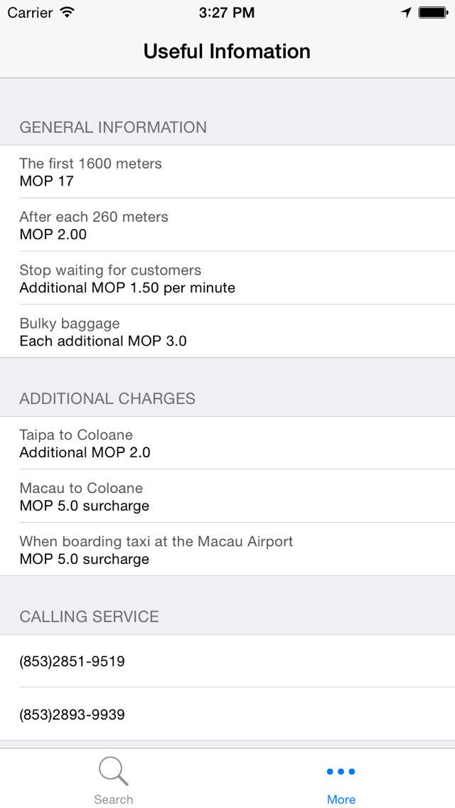 Macau Taxi Fare App Ranking and Store Data | App Annie