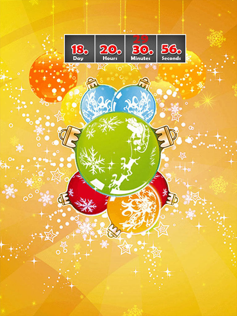 Christmas Countdown Wallpaper App Ranking and Store Data | App Annie