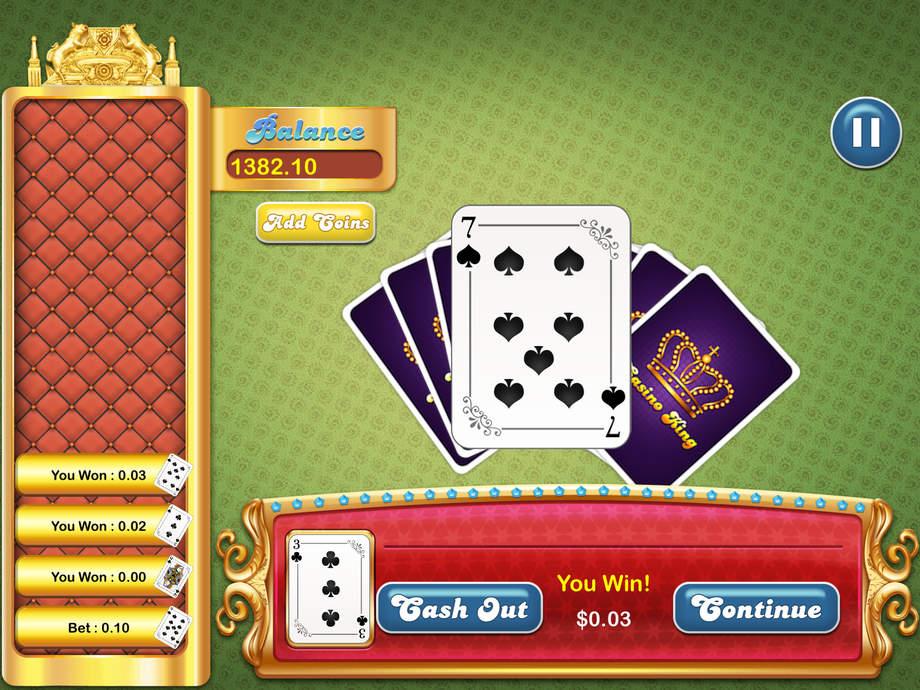 hi lo card game download