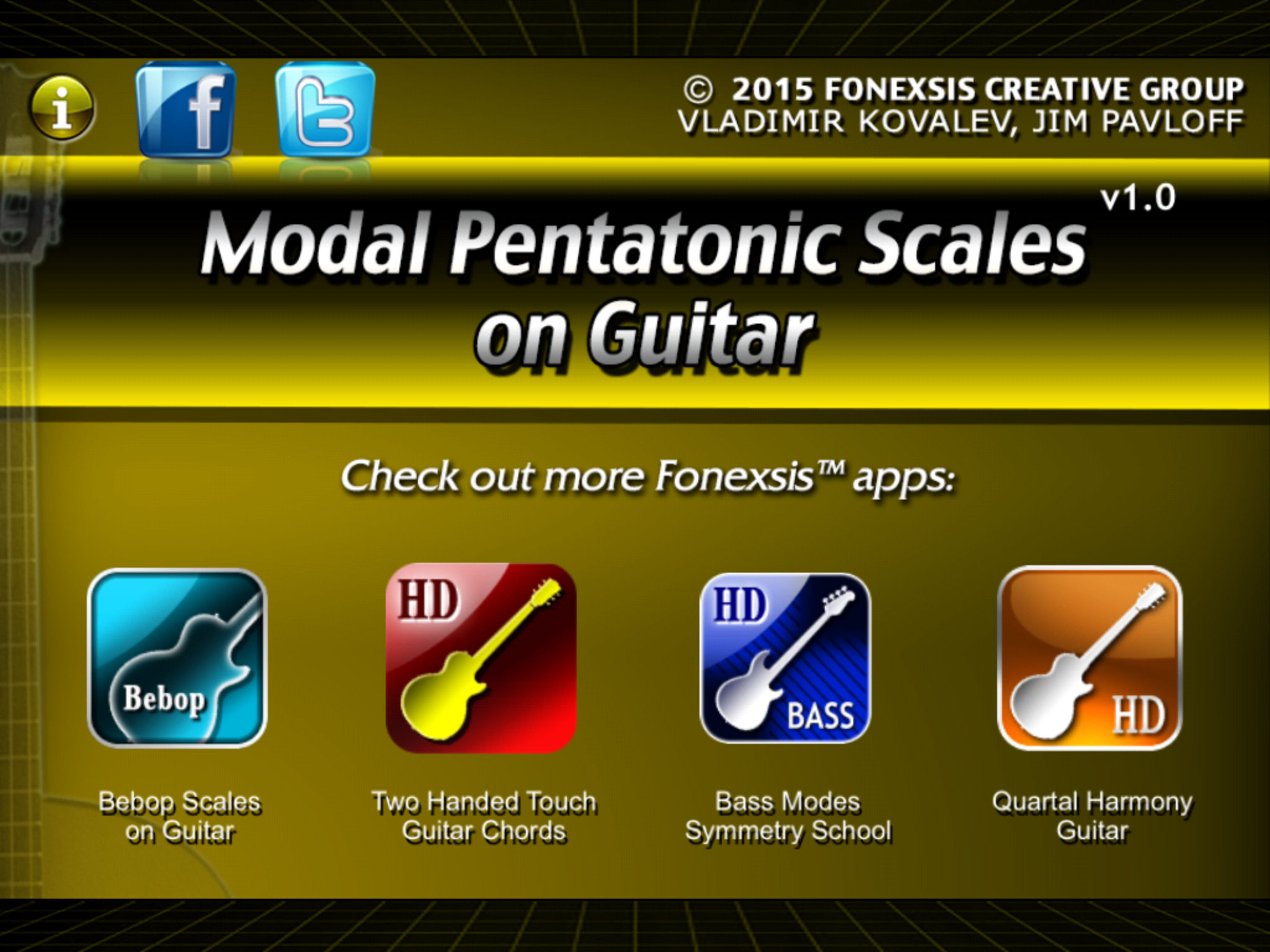 Modal Pentatonic Scales On Guitar App Ranking And Store Data App Annie