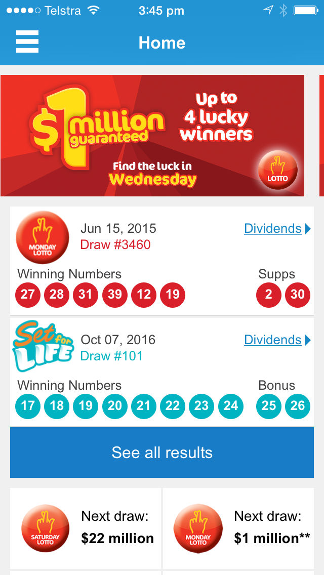 Lottery West Play Online