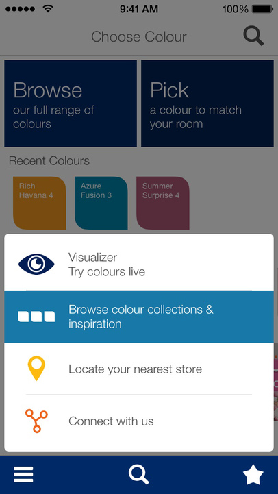 Dulux visualizer jo app ranking and store data app annie for Paint your own room visualizer
