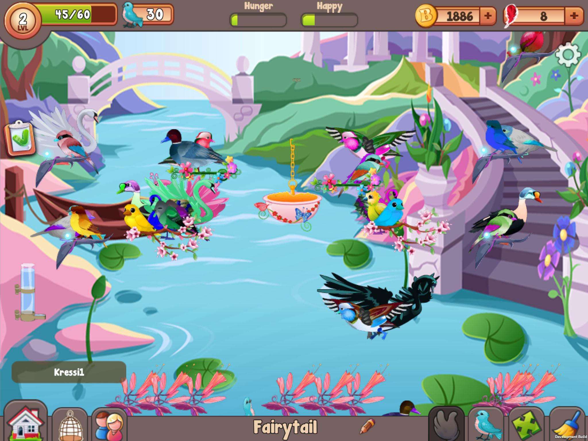 Fish for aquarium games - App Description