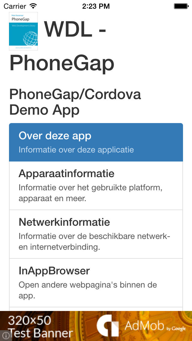 WDL PhoneGap App Ranking and Store Data | App Annie