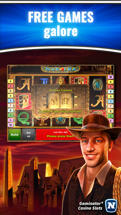 gaminator book of ra play free