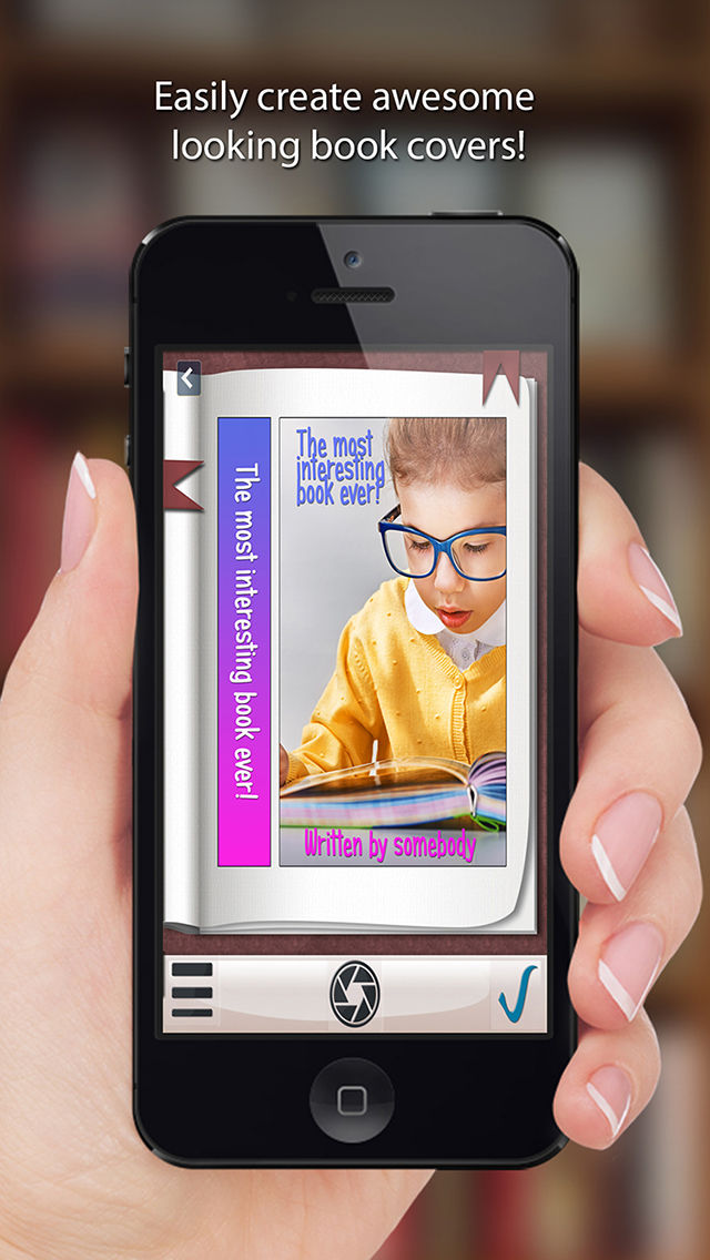 Best Book Cover Making Apps : Book cover maker create and share with friends app
