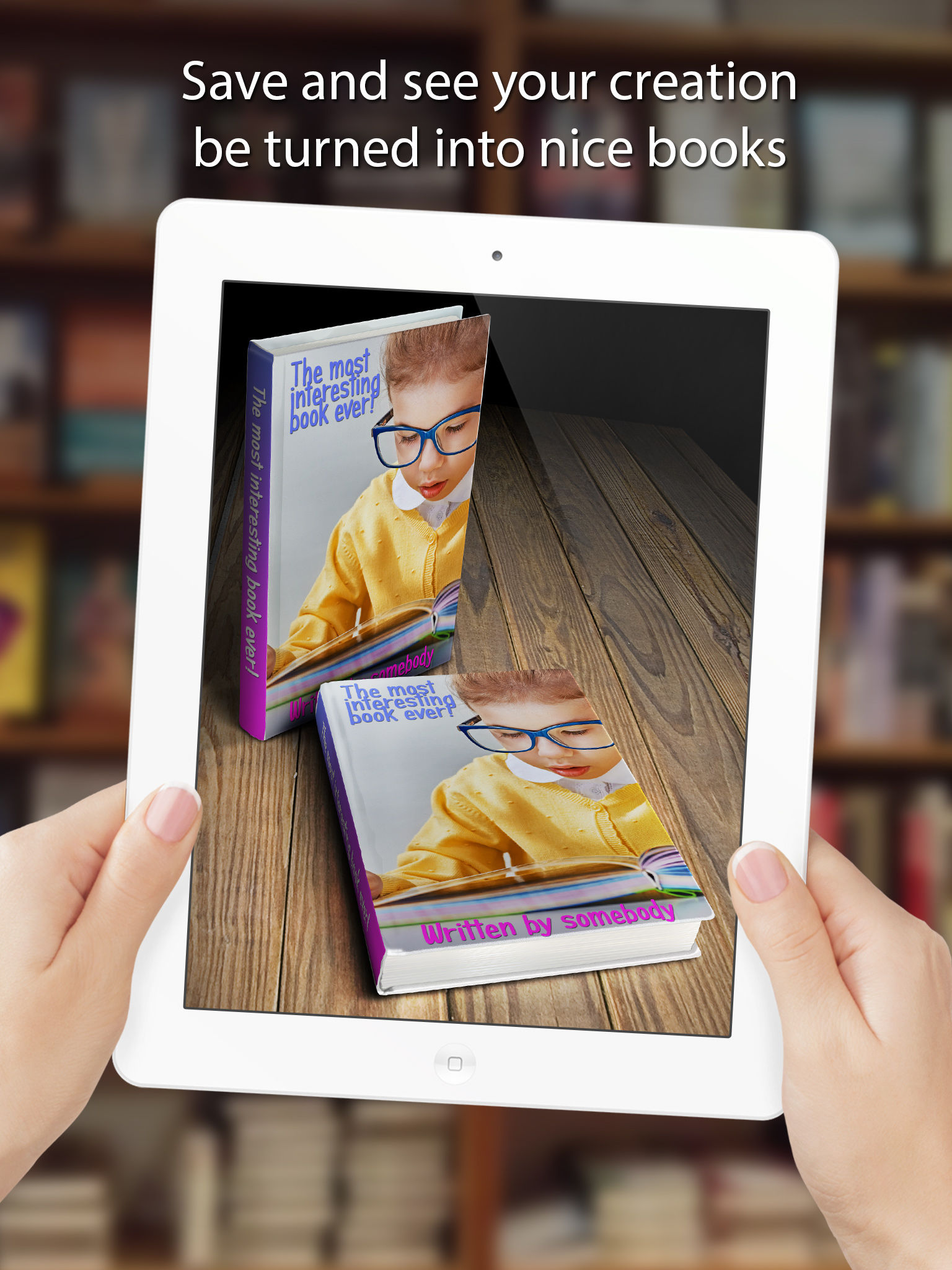 Book Cover Maker ~ Book cover maker create and share with friends app