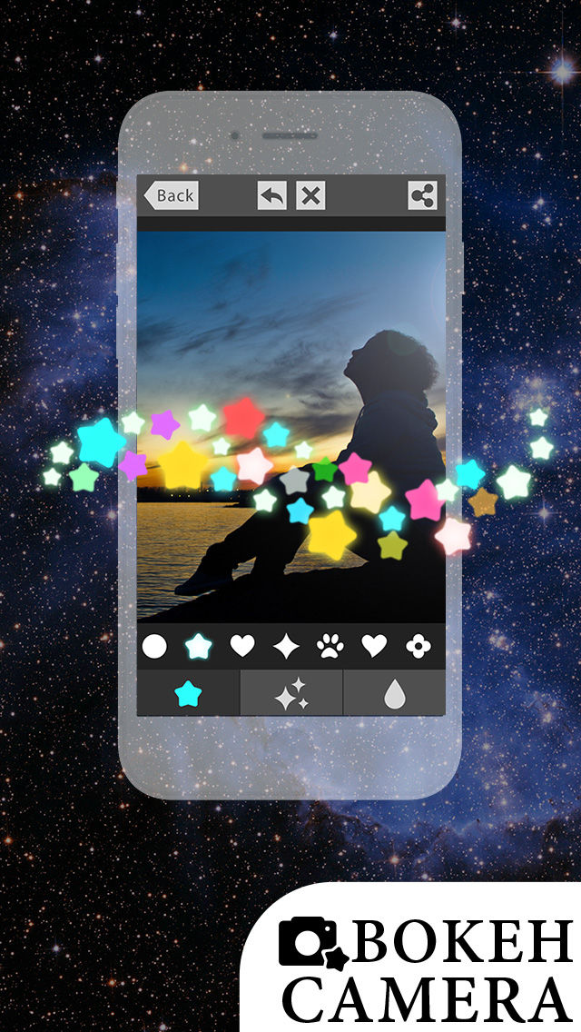 bokeh camera color effects app ranking and store data app annie