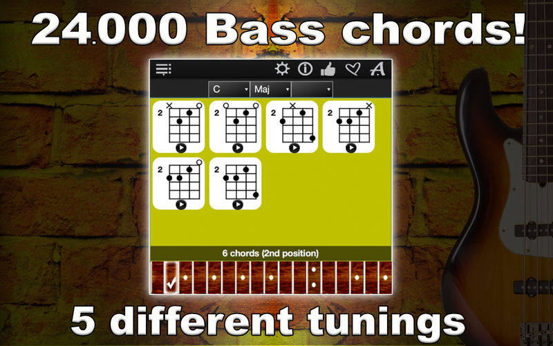 Bass Chords Compass App Ranking and Store Data | App Annie