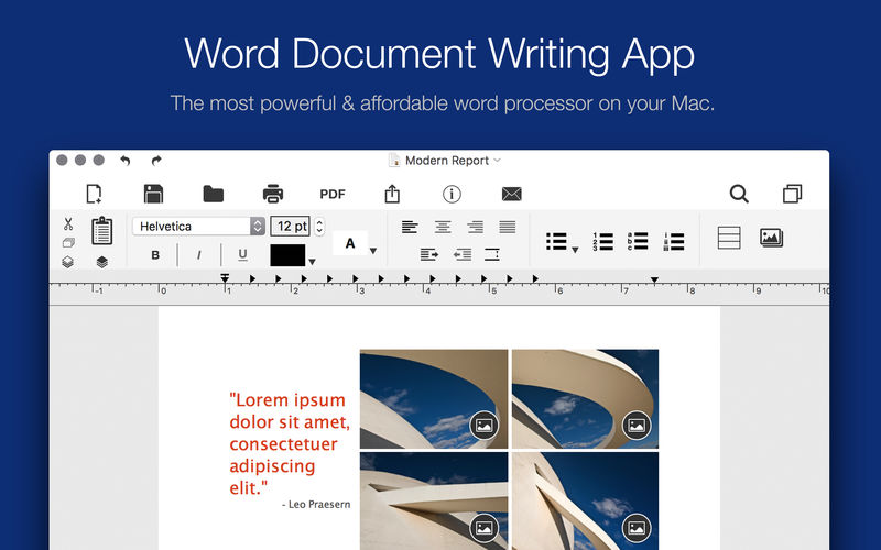 Document Writer: Advanced Word Processor App Ranking and Store Data