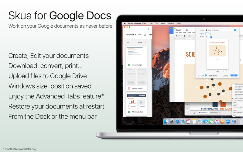 Skua for Google Docs App Ranking and Store Data   App Annie