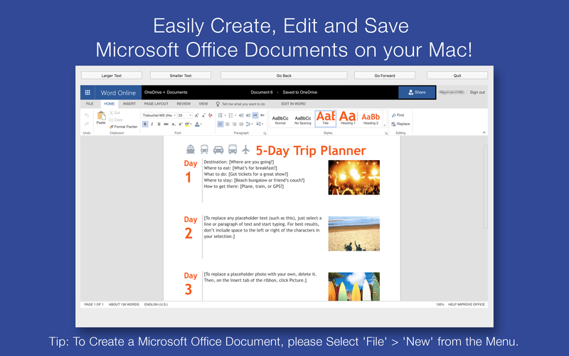 1Doc for Microsoft Office 365 Online App Ranking and Store